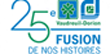 Ville de Vaudreuil-Dorion 25 ans Fusion -cut
