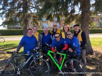1-Défi cycliste Ottawa - Vaudreuil-Dorion 8 mai 2019 -1