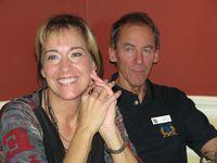 2010-10-18 1 ier souper régulier Suzanne et Bob