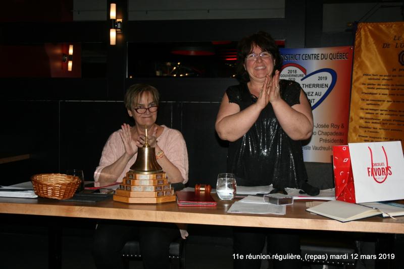 11e réunion régulière  repas mardi 12 mars 2019  club optimiste Vaudreuil-Dorion (1)