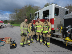 Simulation accident  21 mai 2019  CO Vaudreuil- (4)