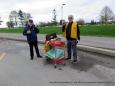 Simulation d'accidents  le 21 mai 2019  club optimiste Vaudreuil-Dorion (1)