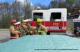 Simulation d'accidents  le 21 mai 2019  club optimiste Vaudreuil-Dorion (32)