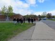 Simulation d'accidents  le 21 mai 2019  club optimiste Vaudreuil-Dorion (60)