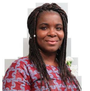 Euredice Eouani Présidente 2019-2020