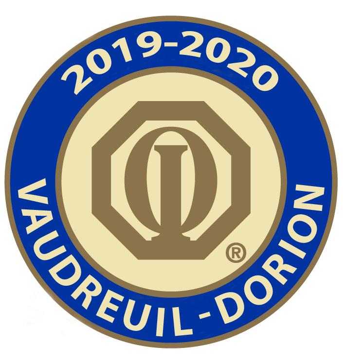 Club optimiste Vaudreuil-Dorion 2019-2020 - cut