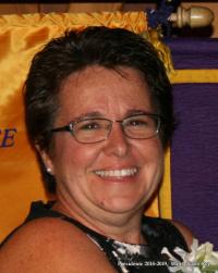 Club optimiste Vaudreuil-Dorion  présidente 2018-2019  Marie-Josée Roy