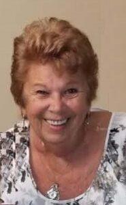 Avis de décès de Mme Lisette Turcotte (née Charbonneau).