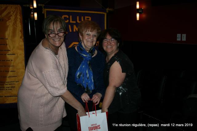 11e réunion régulière  repas mardi 12 mars 2019  club optimiste Vaudreuil-Dorion (3)