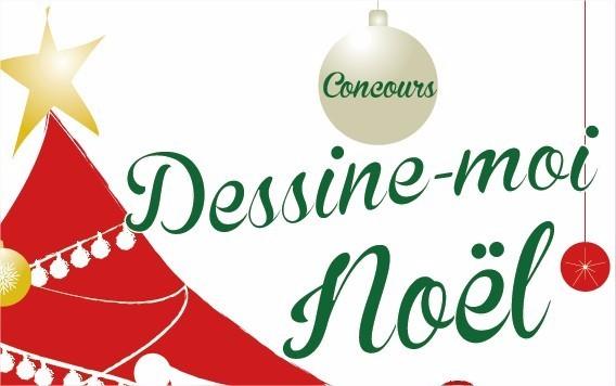 Concours de dessin de carte de Noël 2018, club optimiste Vaudreuil-Dorion