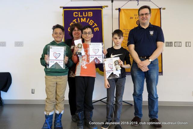 Concours jeunesse 2018-2019 club optimiste Vaudreuil-Dorion (31)